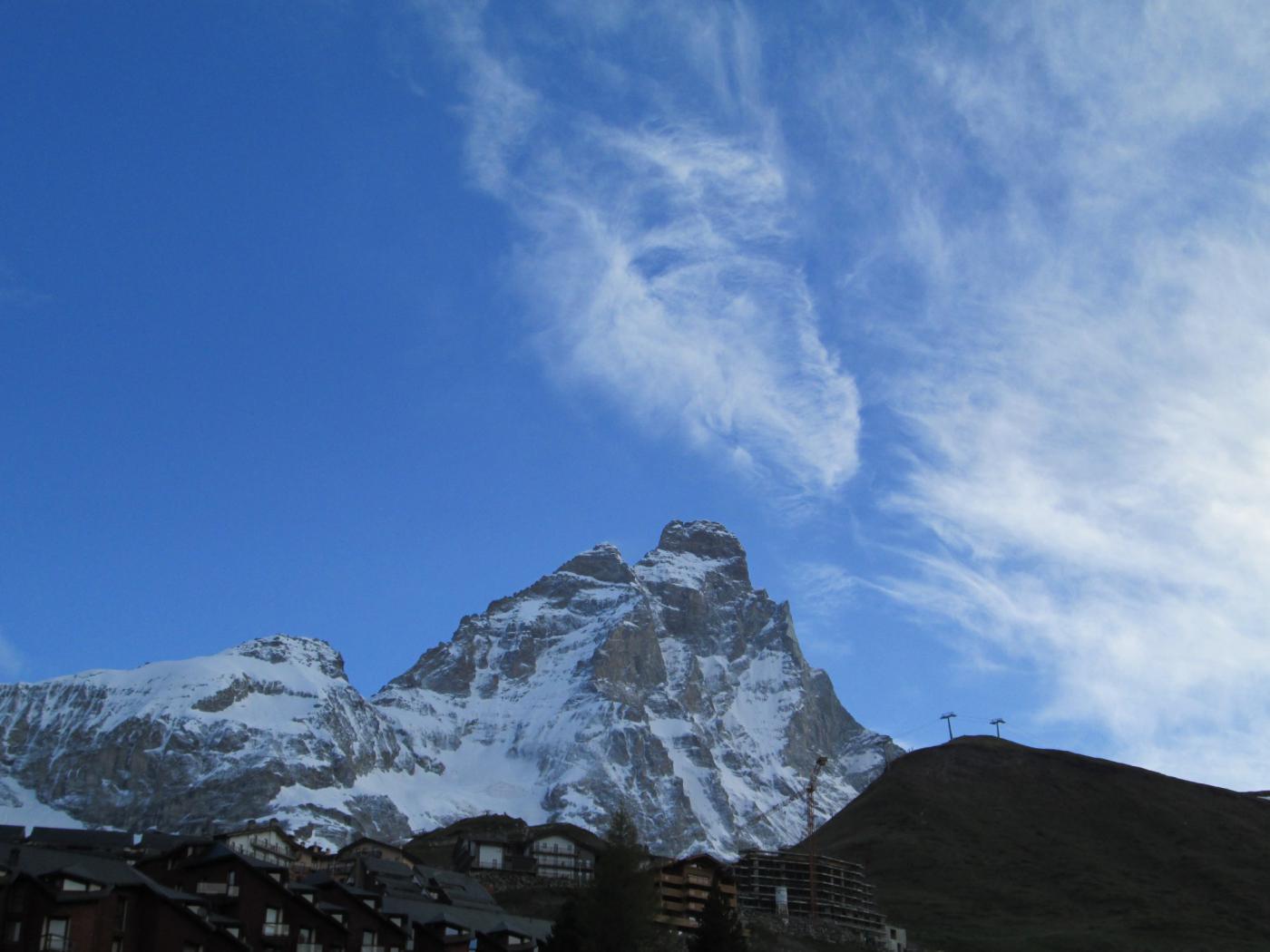 Cime Bianche Nord (Colle delle) da Cervinia 2015-05-20