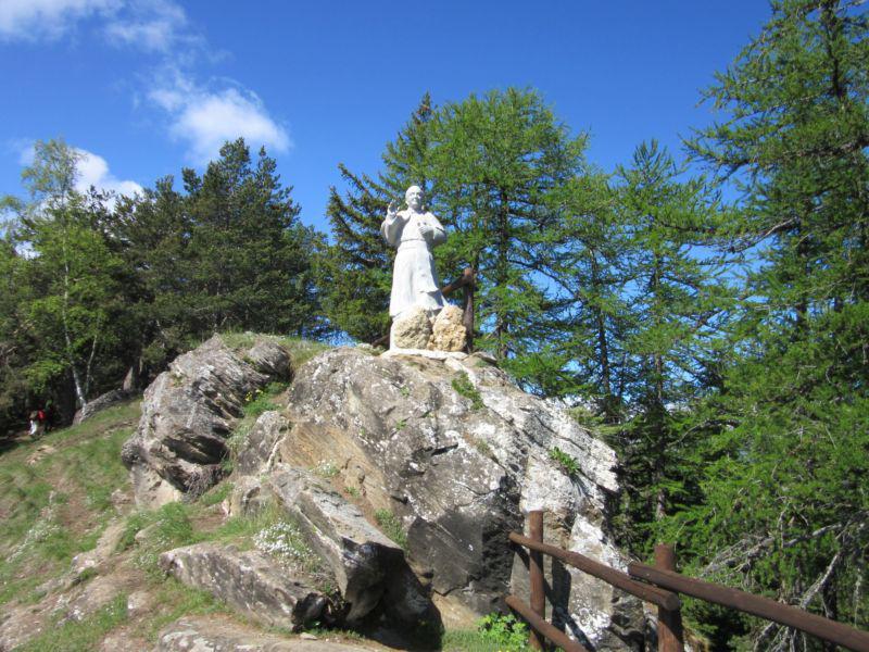 Statua del Pontefice