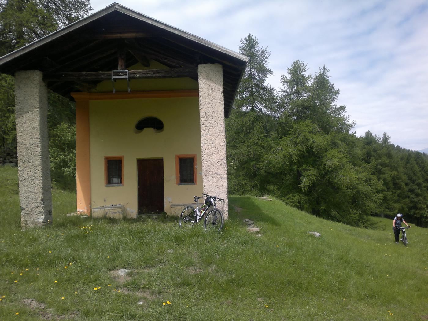 cappella delle Toglie