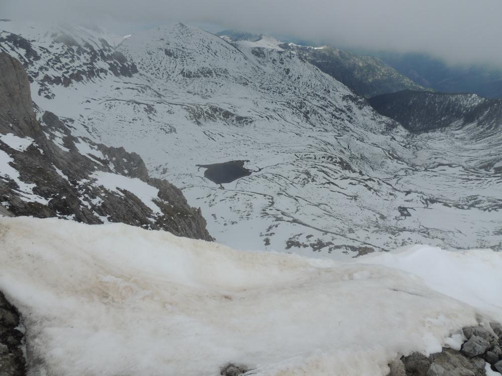 veduta lago Raschiera
