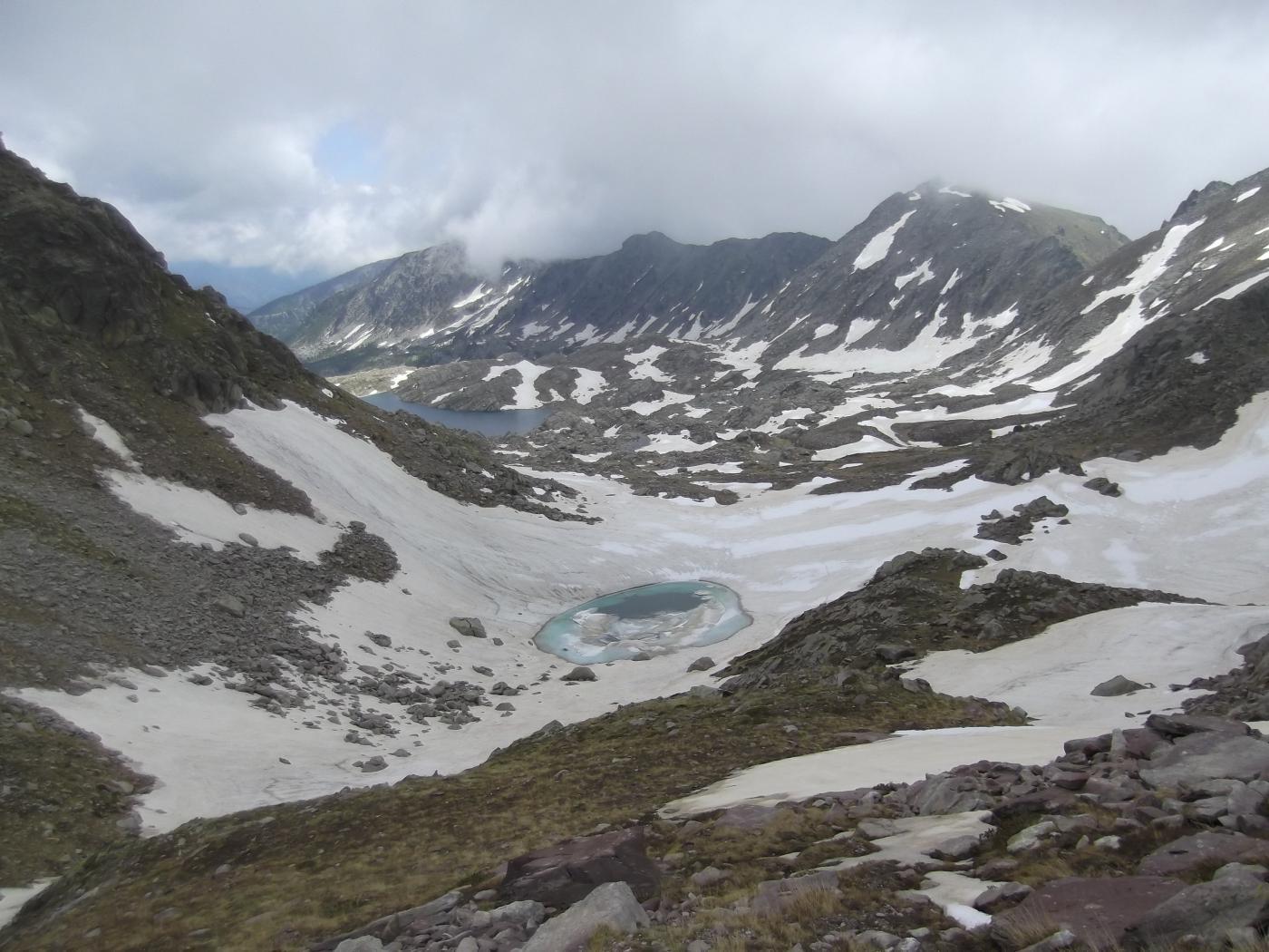 il Lacs du Diable e la Valle delle Meraviglie