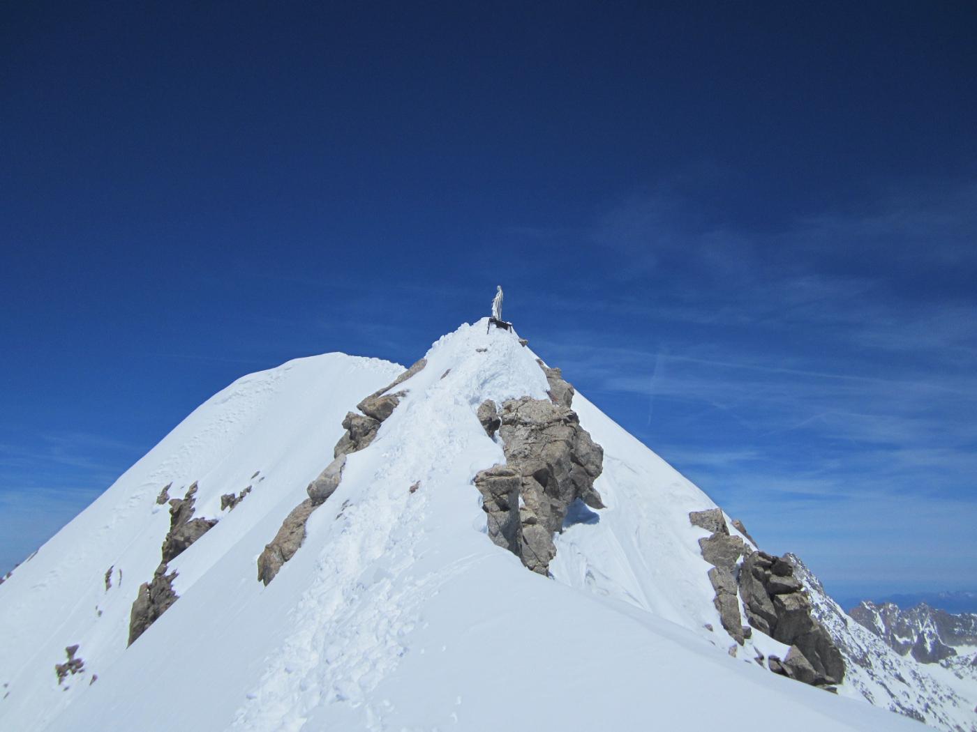 vetta del Mont Dolent