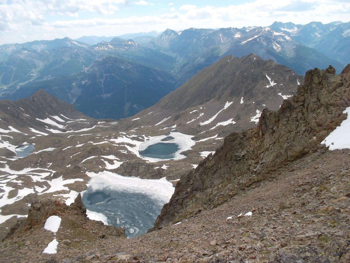i laghi del Tinibras
