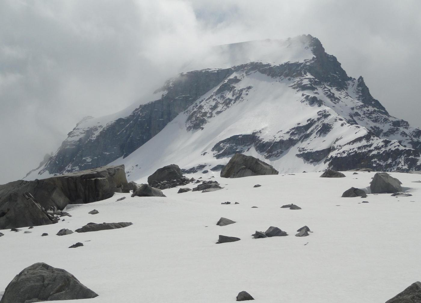 la montagna...al ritorno