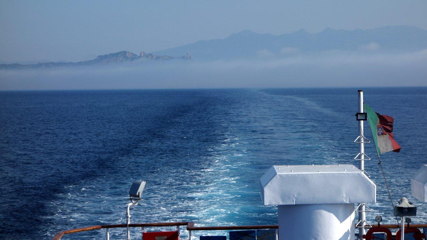 Corsica arrivederci