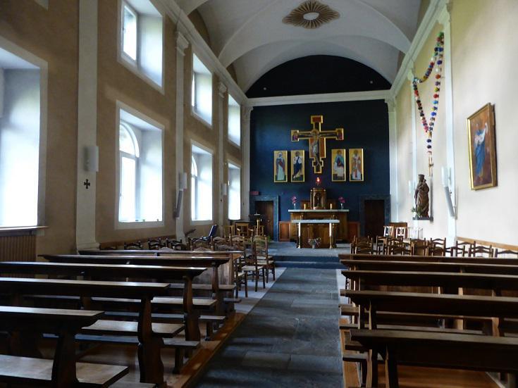 Chiesa interna all'Ospizio