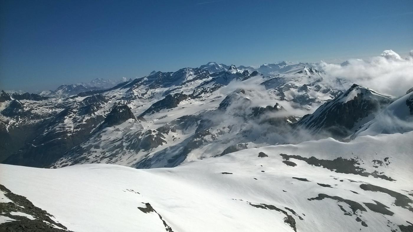 Innevamento in Maurienne