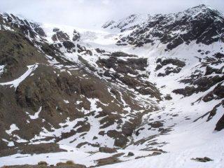 foto presa dalla terrazza a q. 2700 m. sabato 27/05/2006