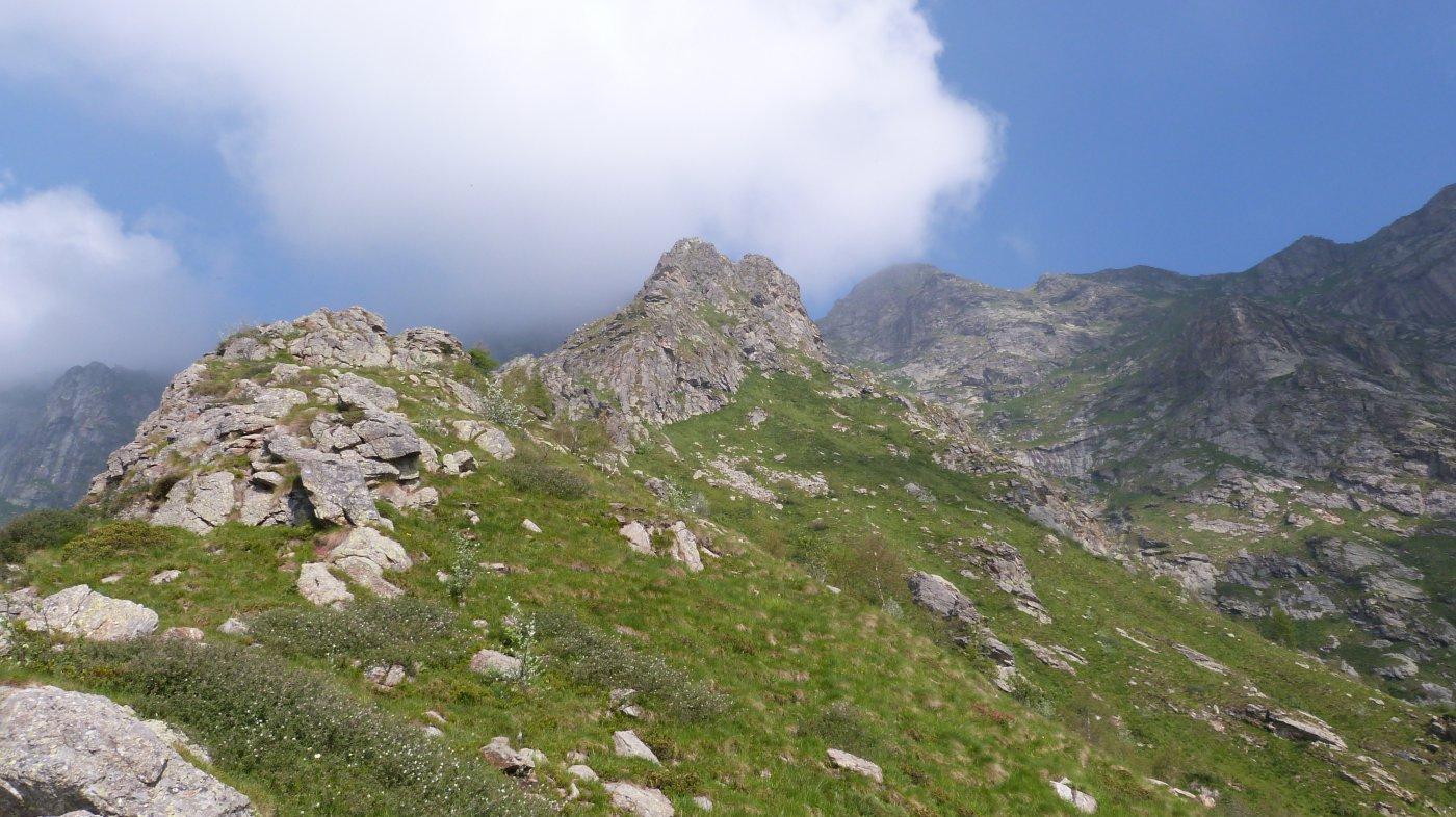 Battaglia (Corno) Cresta SE Integrale da Scalaro 2015-06-06