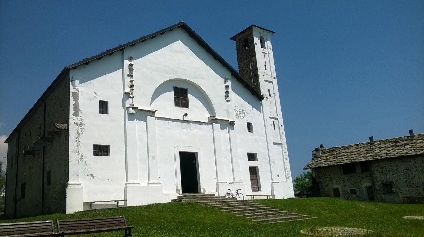 Il Santuario di Santa Elisabetta