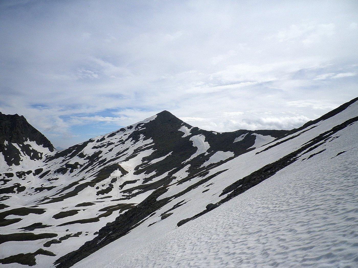Gran Queyron dalla Valle Argentera 2015-06-07