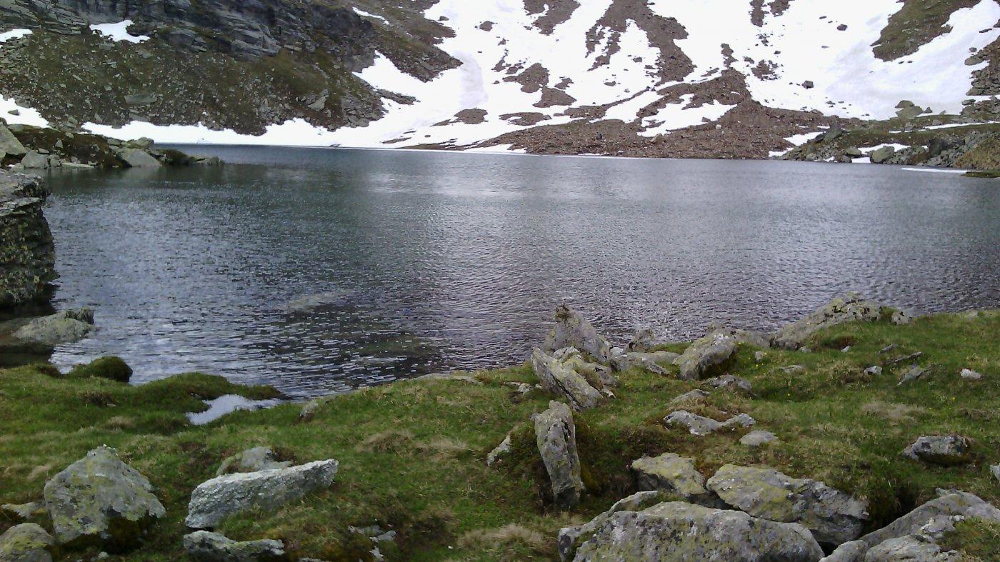 il lago di luseney