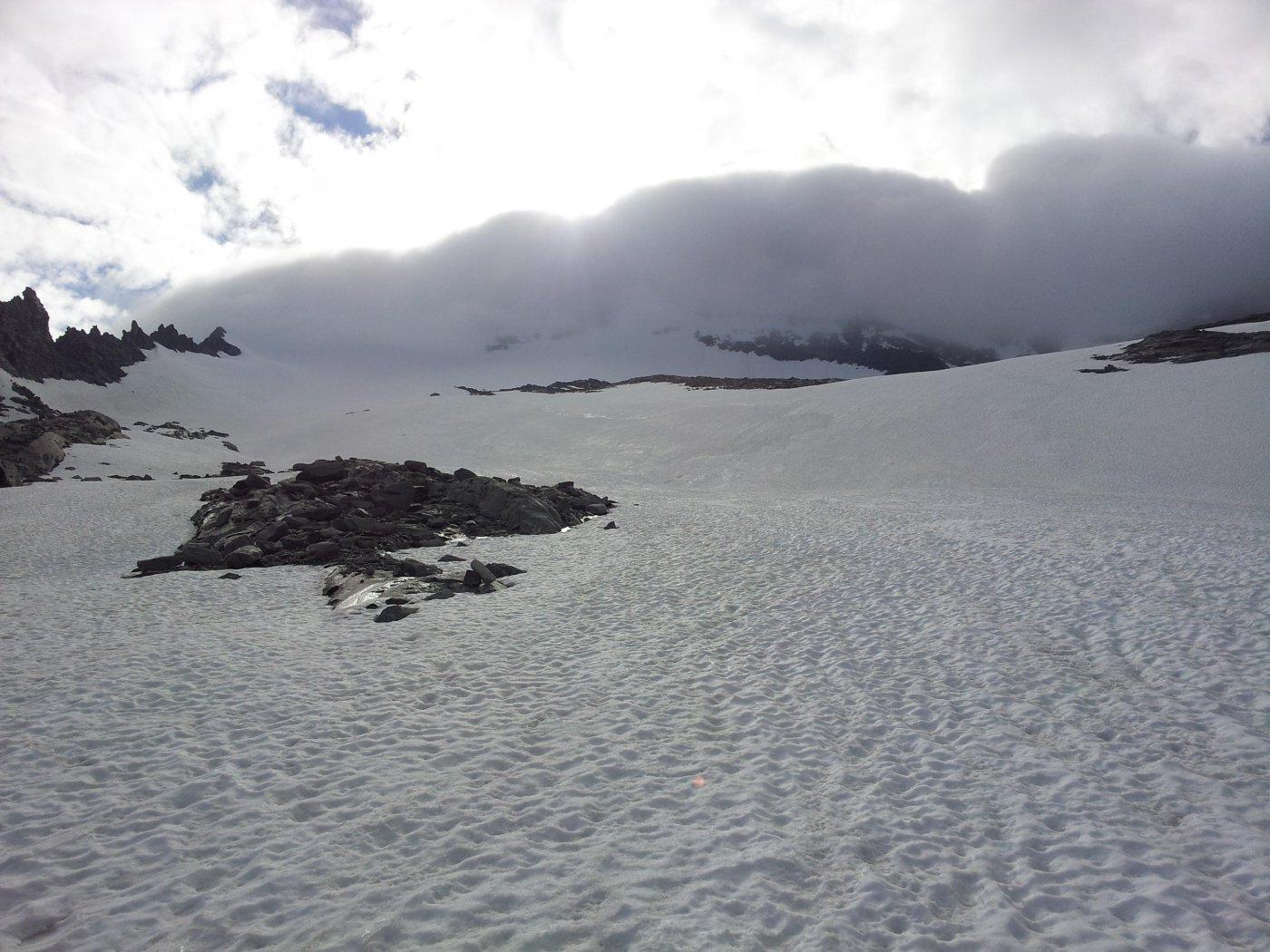 Scrondocumulo al Pass e in Vetta