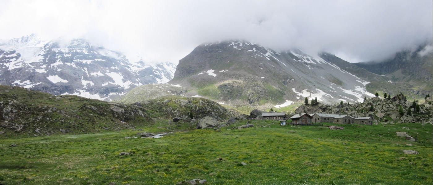 Bivacco Gontier e Alpeggi Nomenon