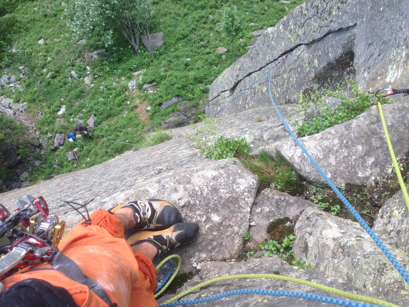 Gandalf (Torre di) Sorgente primaverile 2015-06-17