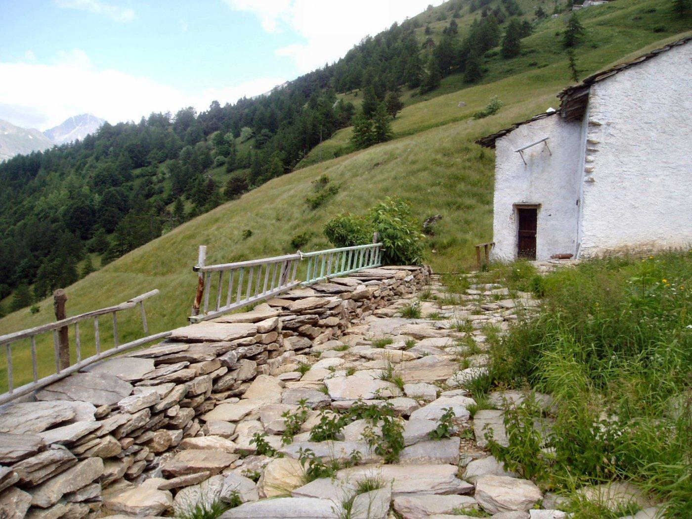 Fratelli Chiaberto (Bivacco) da Forte Pampalù 2015-06-20