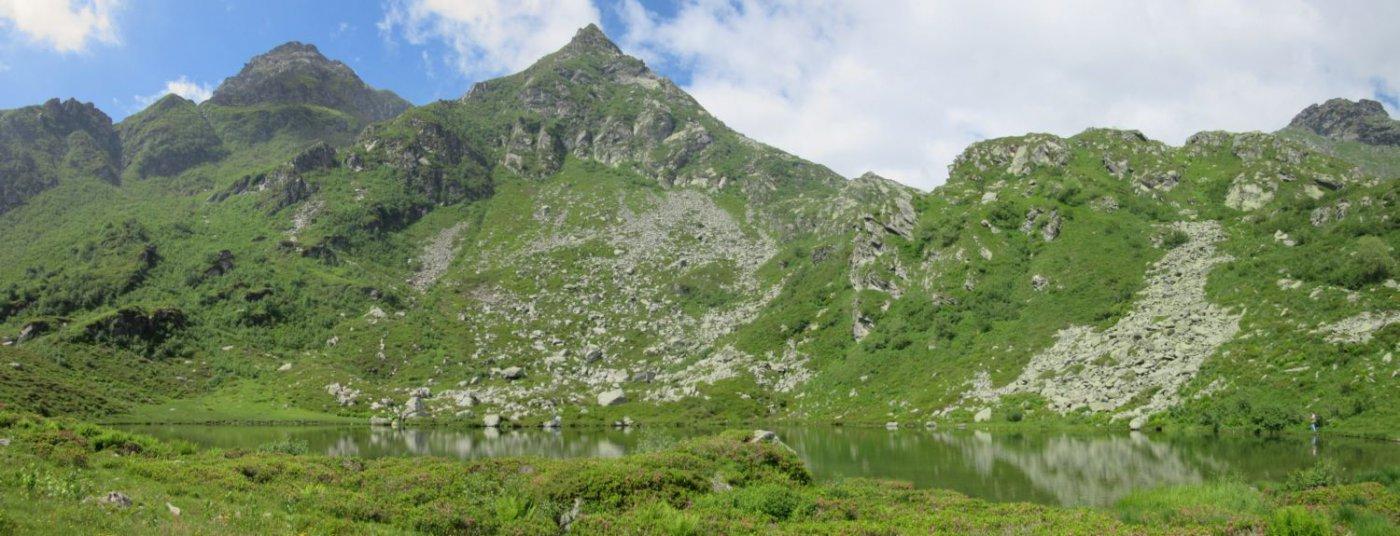 Lago di Prato Fiorito m. 1793