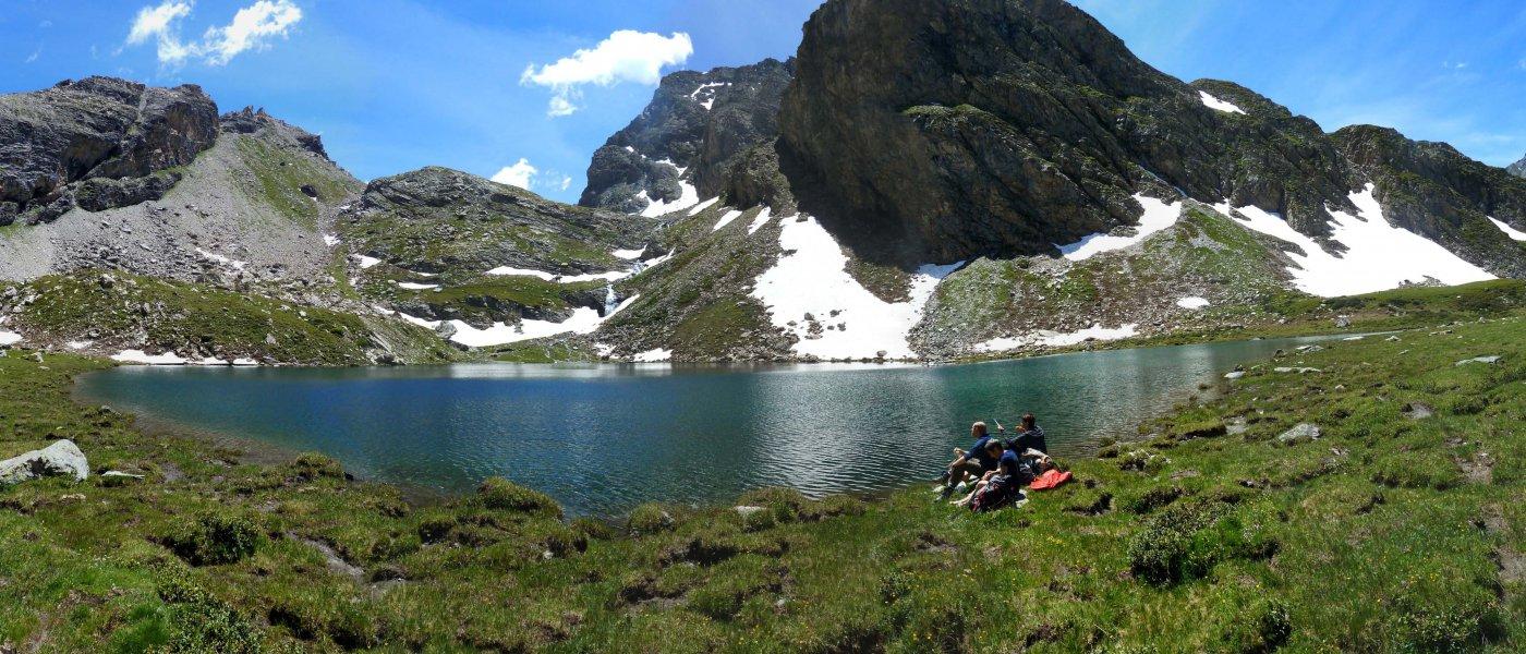 al lago grande