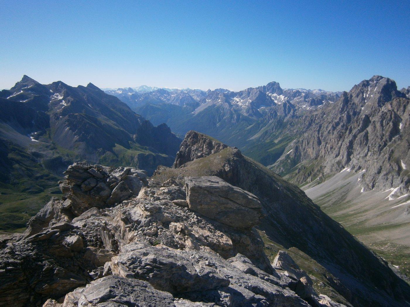 Panorama da quota 2838