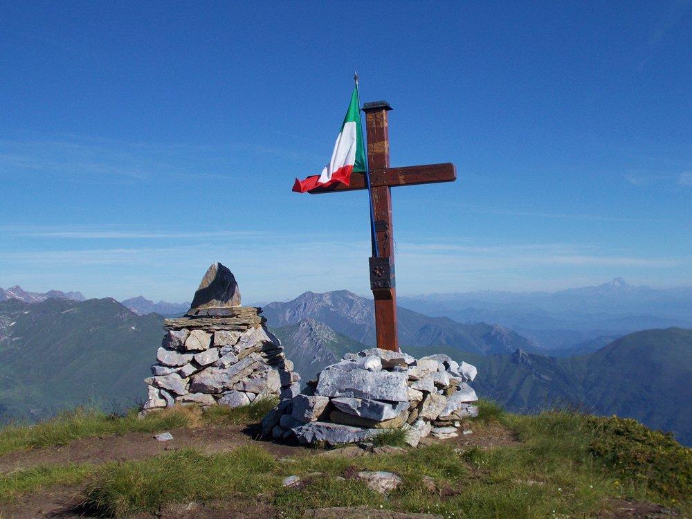 la croce del Bec Rouge