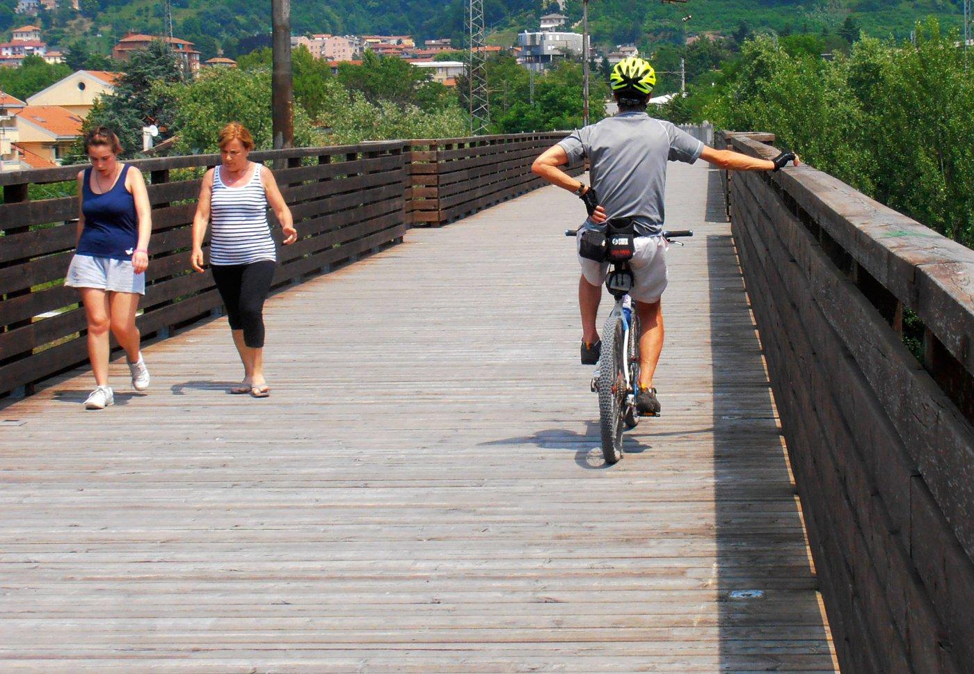 ponte ciclistico finale