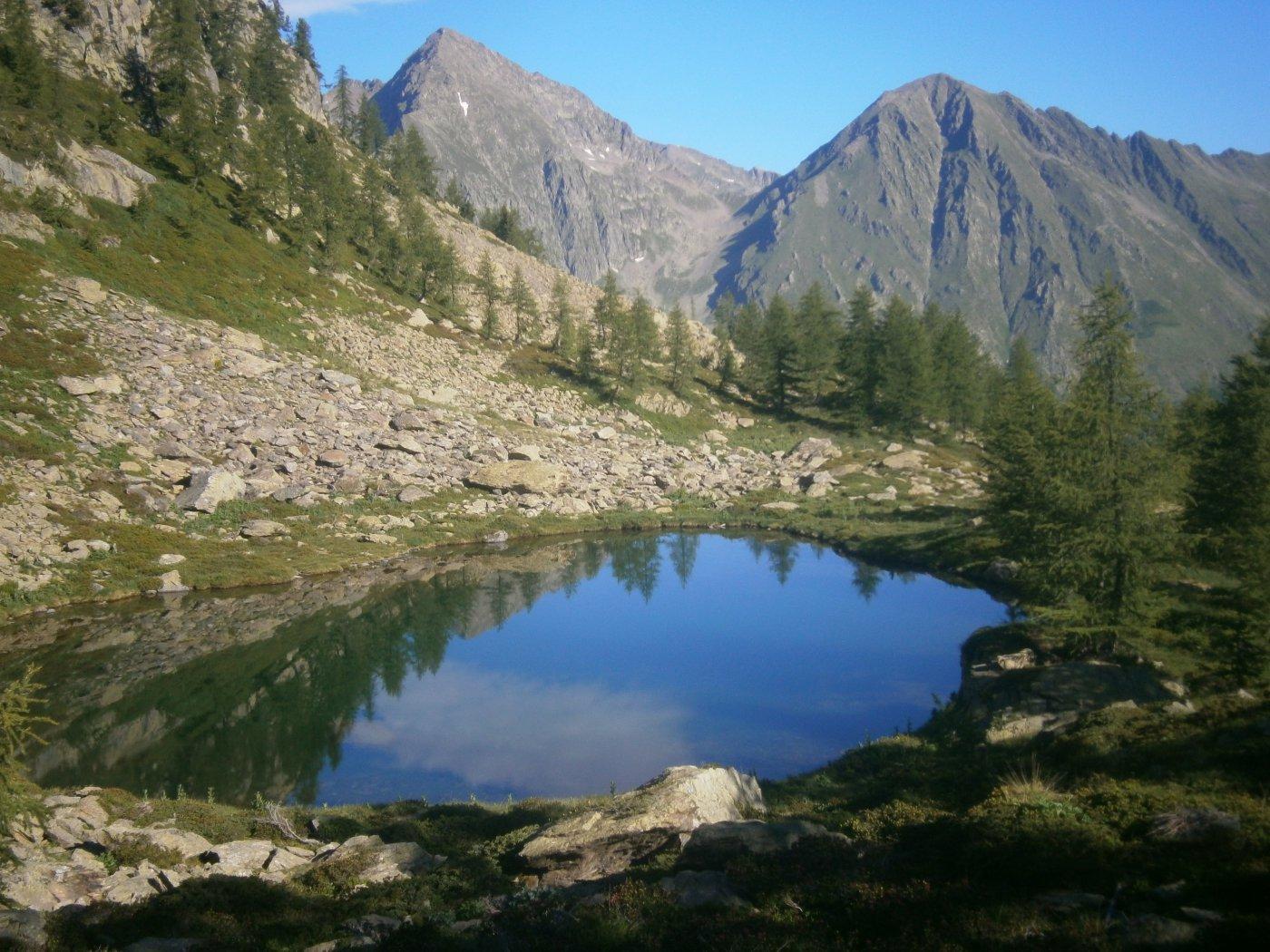 Lago della Sauma