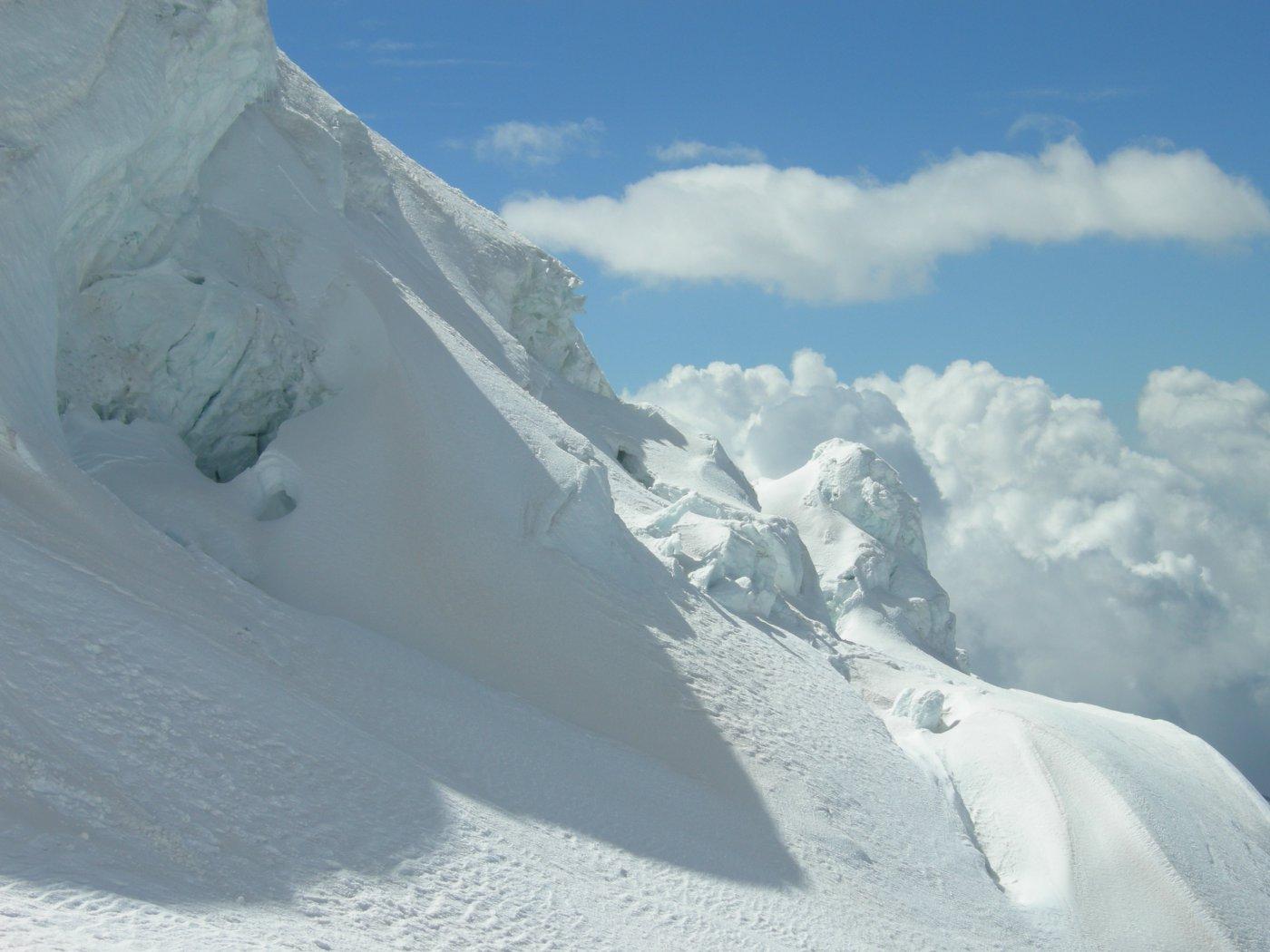 Caratteristiche sculture di ghiaccio