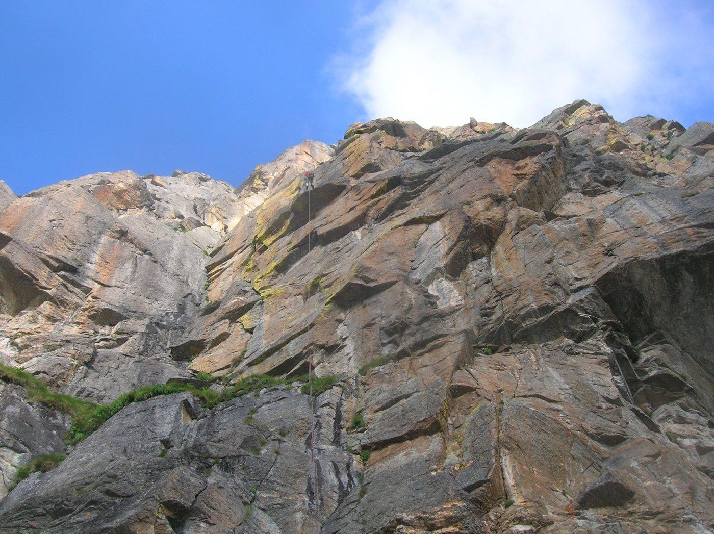 Giardonera (Cima, anticima Sud) Kendokan 2015-06-28