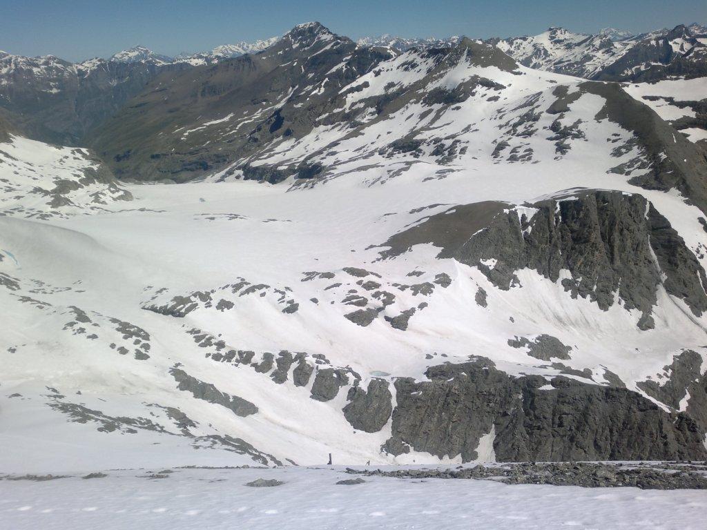Glacier du Rochemelon