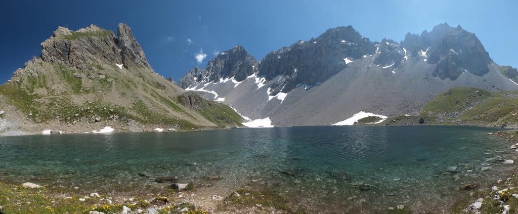 Lago d'Apsoi.