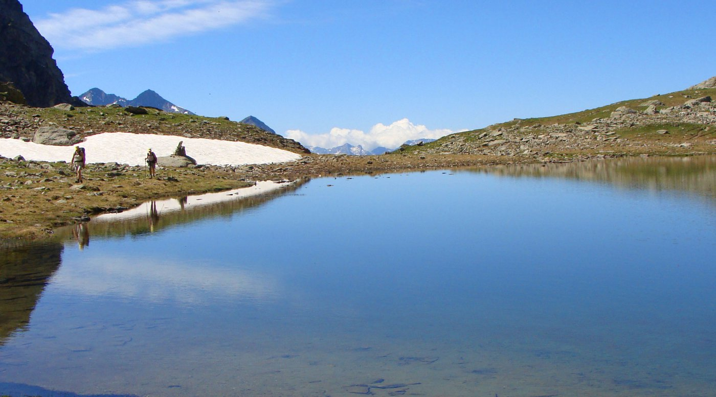 uno dei laghi di estoul