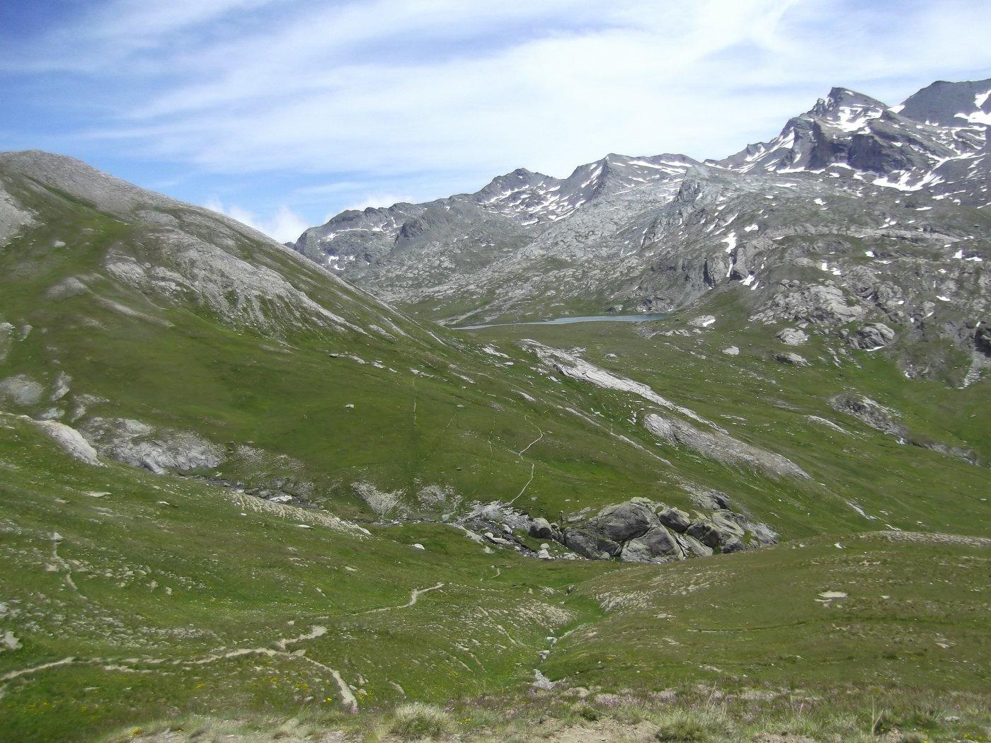 verso il Col Longet