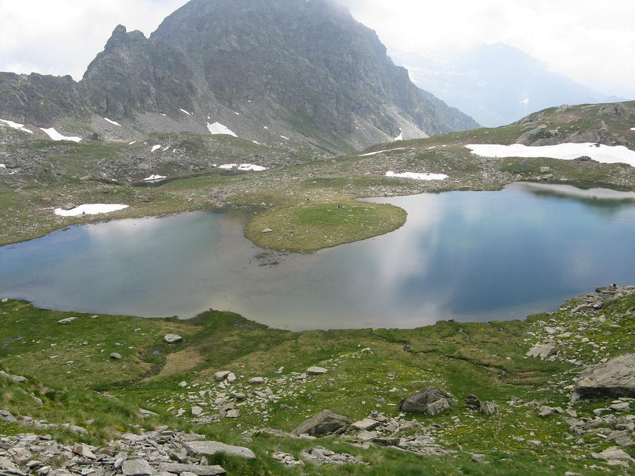 il lago di Chemal