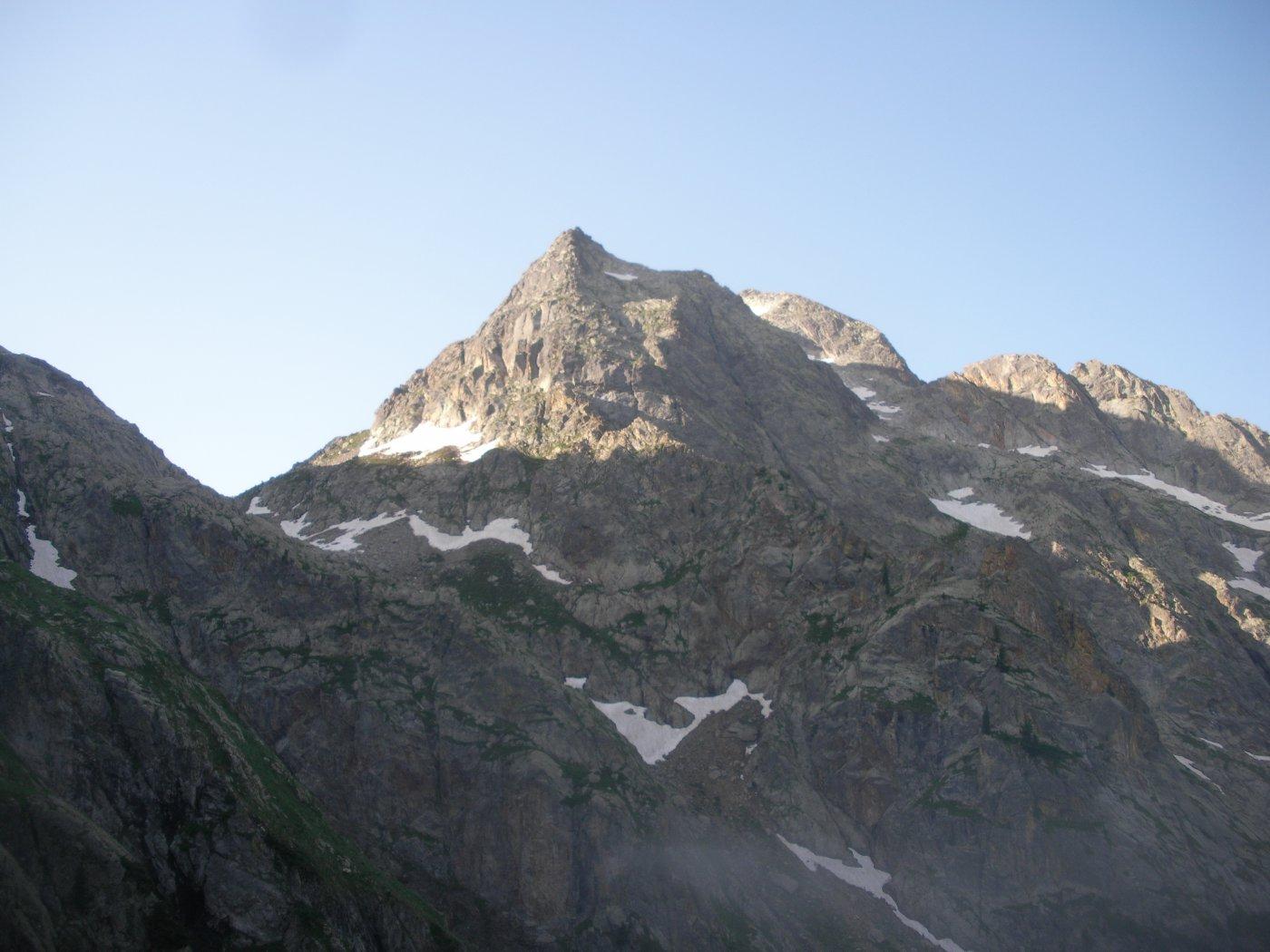 la meta..vista salendo dal sentiero al Col di Fenestrelle..