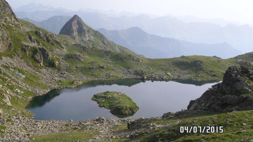 Il lago di Viana
