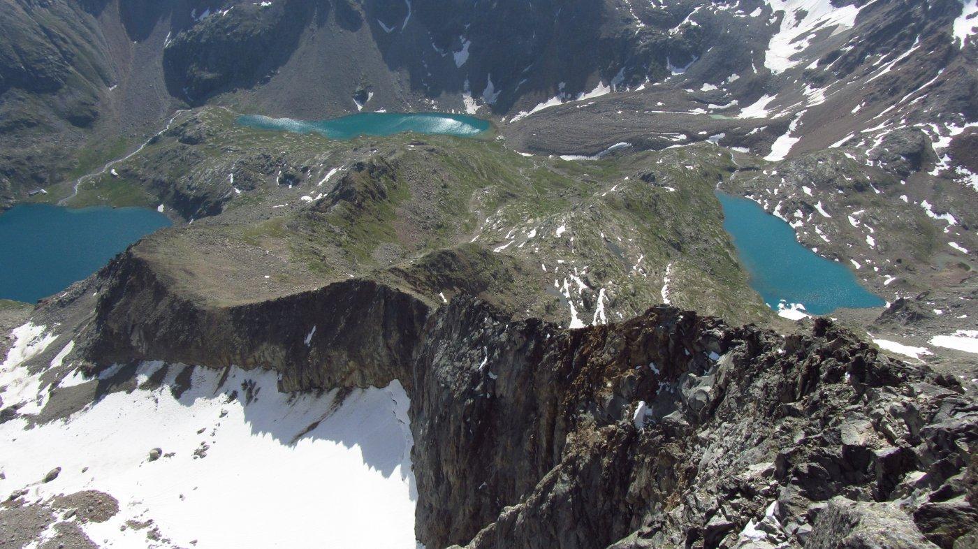 Emilius (Monte)Cresta Est 2015-07-04