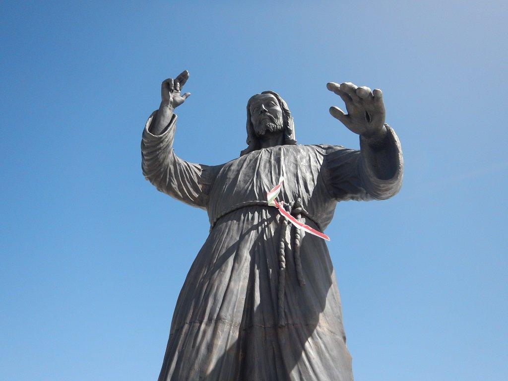 Statua del Cristo delle Vette