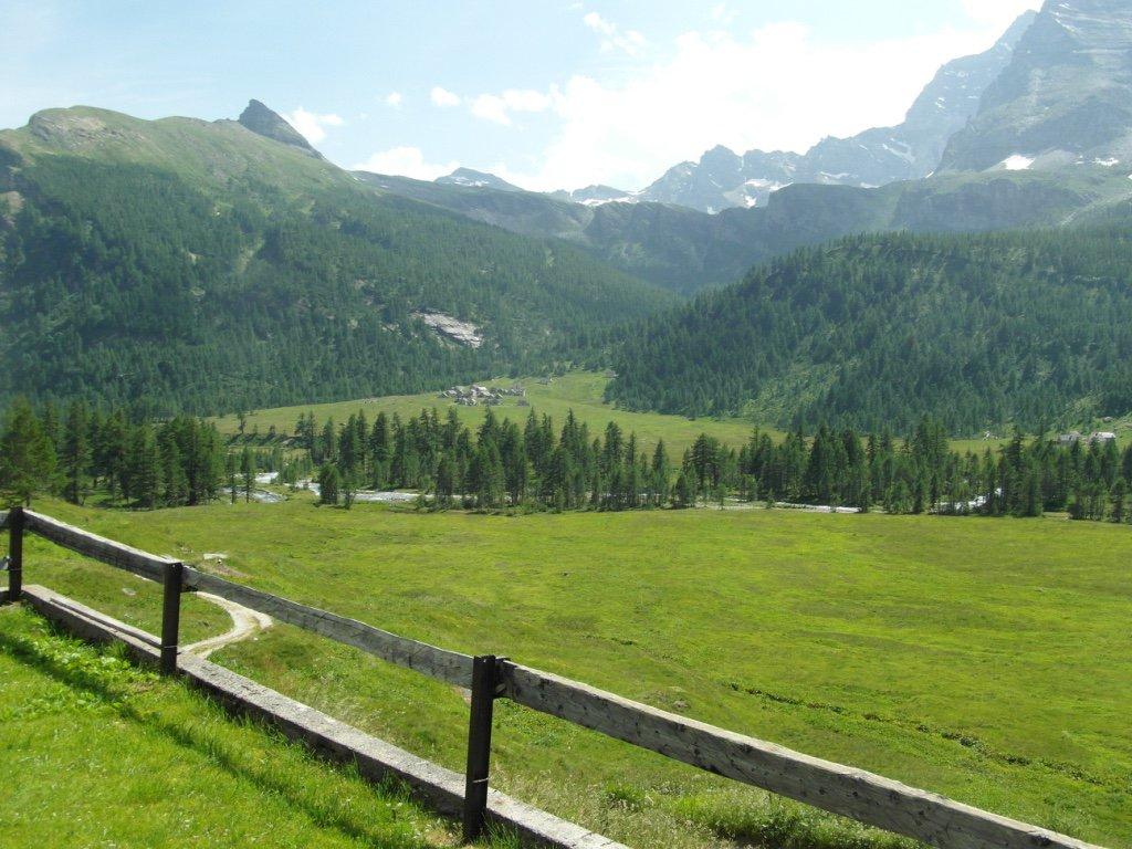 Scorcio Alpe Veglia