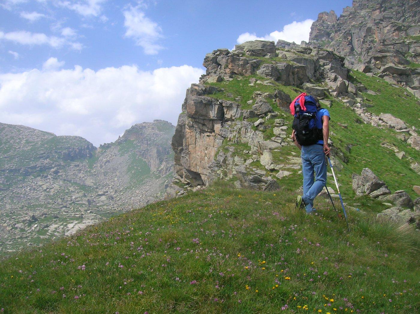Giardonera (Cima, anticima sud) Due senza tre 2015-07-05