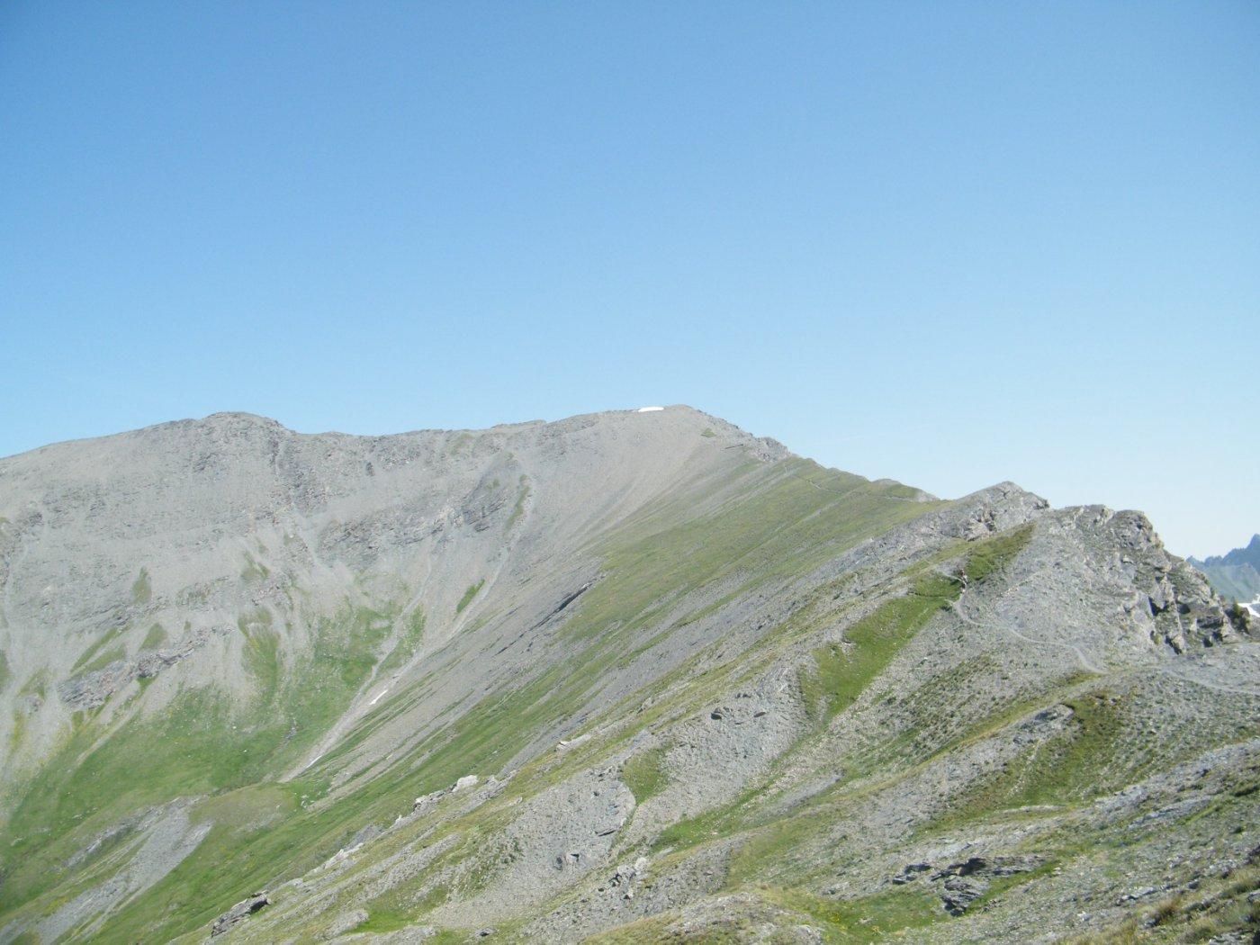 la punta 3 chiosis versante sud