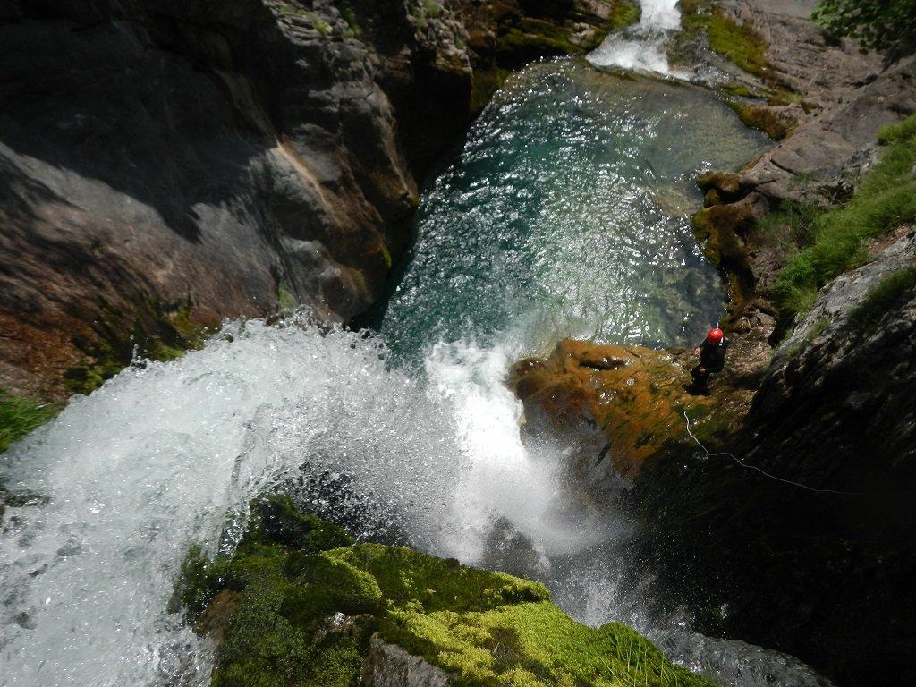 cascata trappola