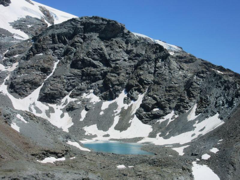 Lago della Punta di Rollin