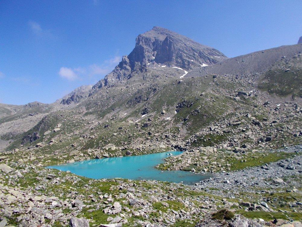 Lago Chiaretto e Viso Mozzo