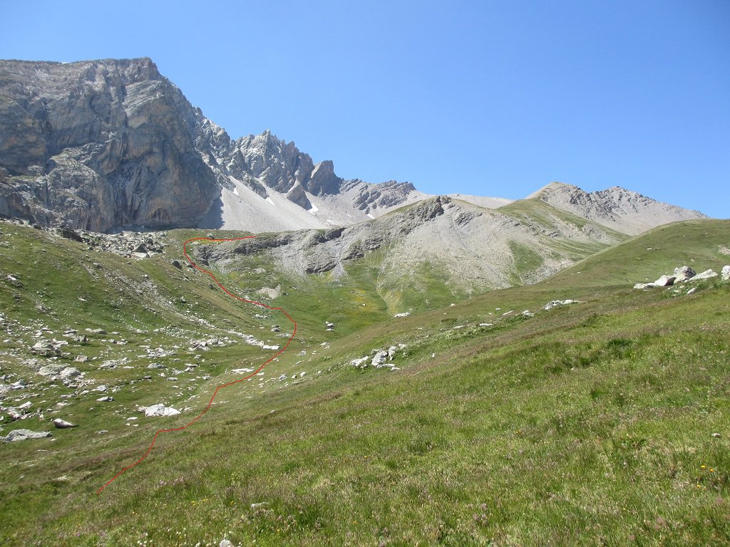 La dorsale Serra di Gavea