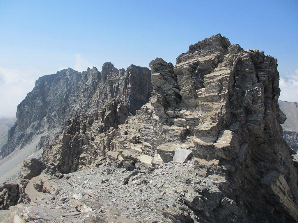 La cima del Punto Nodale cosi chiamato