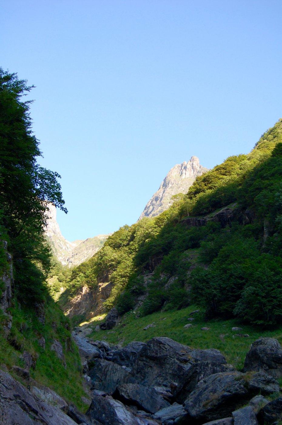 La nascosta e selvaggia Valsecca