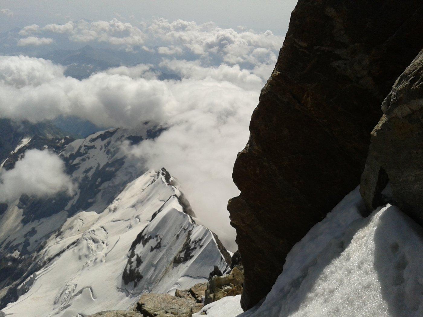 foto scattata da circa 4200 mt