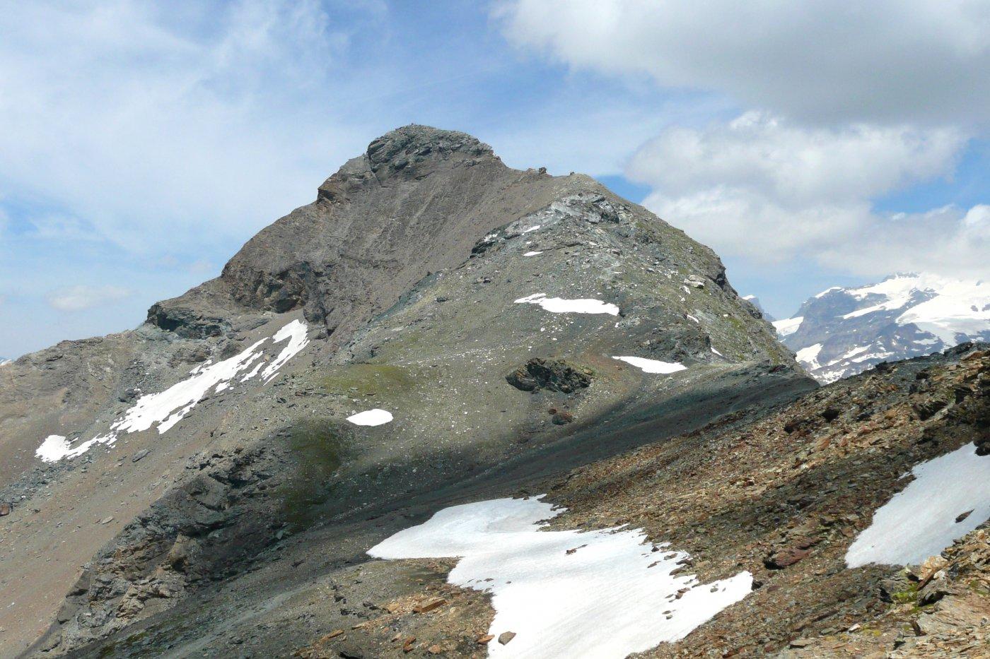 Testa Griglia dal rifugio Lateltin (monte Pinter)