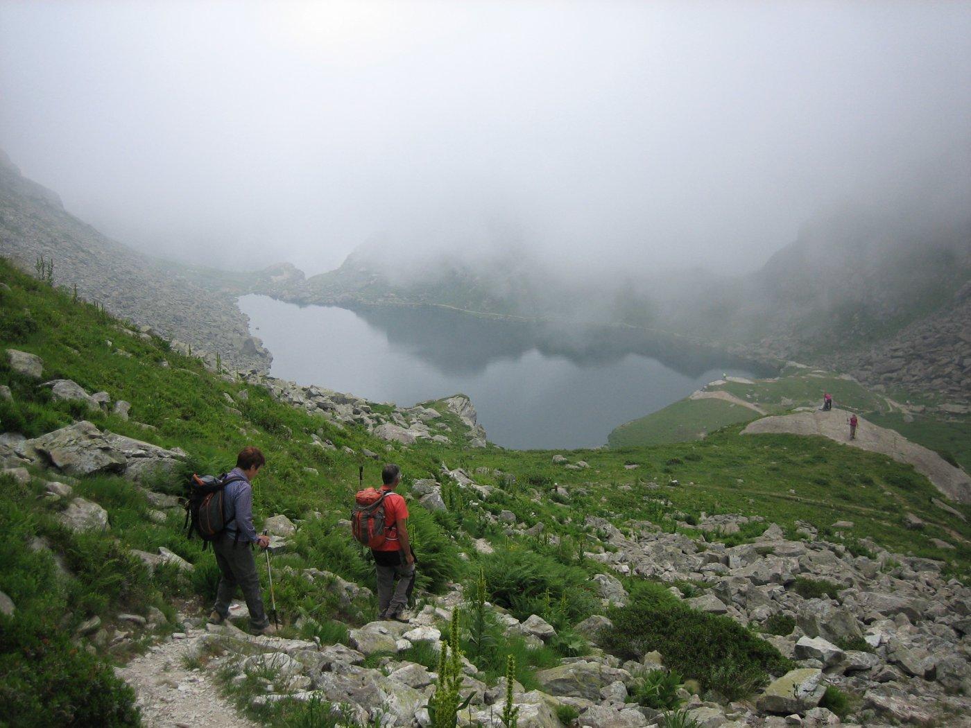 Il bel lago Fiorenza