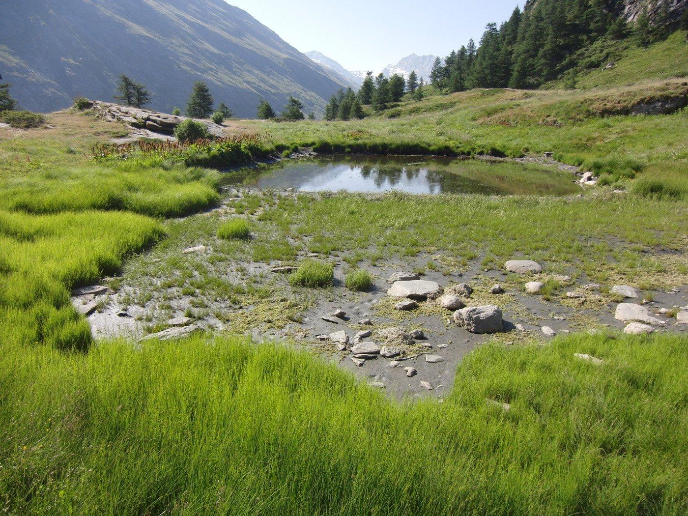 Lac de Soliet